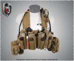 T.A.G. Chest Rig