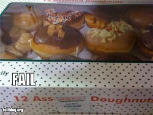 Ass Donuts