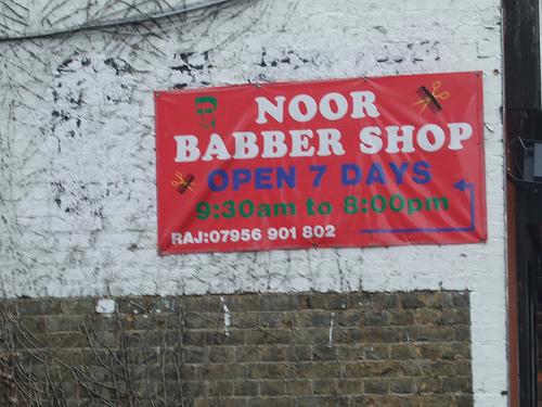 Babber shop