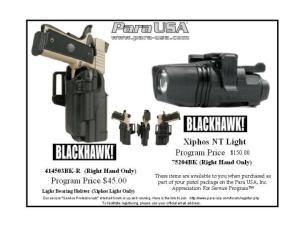 SF45A handgun